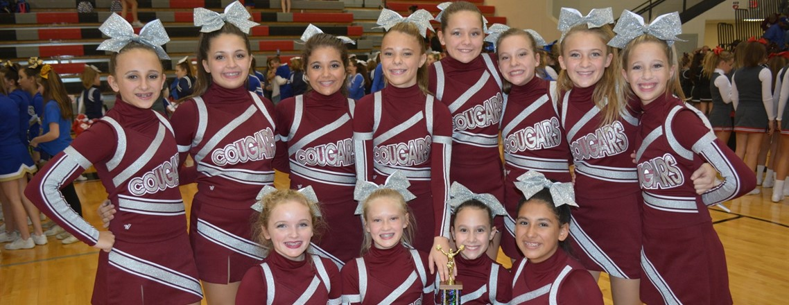 MCMS CHEERLEADERS